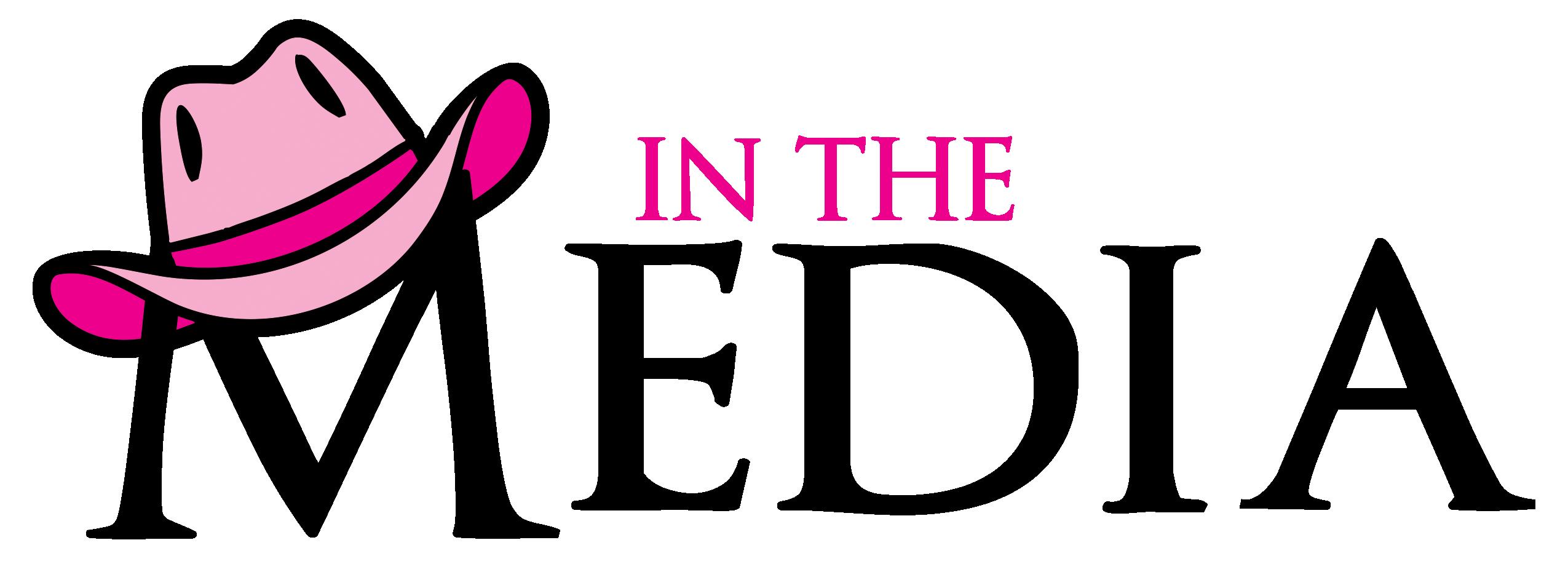 In The Media Logo